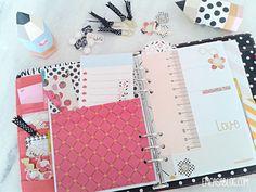 66 Ideas For Organization Diy Planner Paper 2017 Planner, Planner Pages, Happy Planner, Printable Planner, Planner Stickers, Diy Agenda, Ideias Diy, Bullet Journal, Planner Supplies