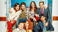 Crashing: with Phoebe Waller-Bridge, Jonathan Bailey, Julie Dray, Louise Ford. A new comedy series following the lives of six 20- and 30-somethings living together as property guardians of a large, disused hospital.