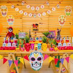 New birthday themes for girs disney party games Ideas Halloween 1st Birthdays, Mexican Birthday Parties, Mexican Party, Halloween Birthday, Birthday Party Themes, 31st Birthday, 1st Birthday Girls, Disney Party Games, Birthday Greetings For Daughter