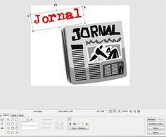 É possível aumentar o tamanho do texto como um objeto (Foto: Reprodução/ Raquel Freire) (Foto: É possível aumentar o tamanho do texto como um objeto (Foto: Reprodução/ Raquel Freire))