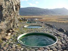 Iceland / IJsland hot springs