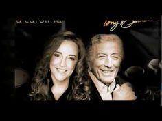 Ana Carolina & Tony Bennett - The Very Thought Of You HD (+playlist)