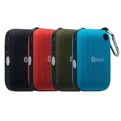 Bluetooth speaker portable bass stereo audio outdoor FM radio SD /TF card playback for Xiaomi mi iphone computers MP3/MP4 LENFAI