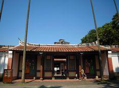 臺灣布政使司文物館(Taiwan Bu-Cheng-Shih-Szyamen)