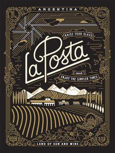 http://josecanales.com/work/detail/La-Posta-Poster
