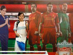 LFC experience at Senayan City, Jakarta