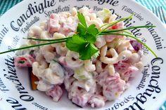 Těstovinový salát - Google+