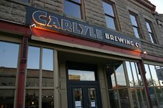 Carlyle Brewing, Rockford, IL