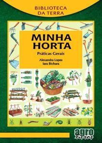Livros Hortaliças Calendário de plantio e Minha horta práticas gerais - AGROLIVROS | Livraria e Editora