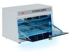 OPEN BOX - Pro Ultraviolet Tool Sterilizer Sanitizer Cabinet Beauty Salon Spa #Unbranded