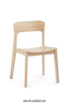 Stühle aus Holz – stapelbar, leicht, stylish. Stühle für Gastronomie und Esstisch Stühle für Zuhause. Verlässliche Objekt Möbel aus europäischer Produktion. Wir beraten Sie gerne. Tel.Nr.: +43 699 15990977. #sitzmoebel, #stuehlegastronomie, #RiesProDesign Form Design, Esstisch Design, Trends, Interior Design, Chair, Furniture, Home Decor, Fine Dining, Cantilever Chair