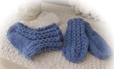 Free Knitting, Knitting Socks, Knitting Patterns, Slippers, Baby Shower, Diy, Fashion, Knit Socks, Babyshower