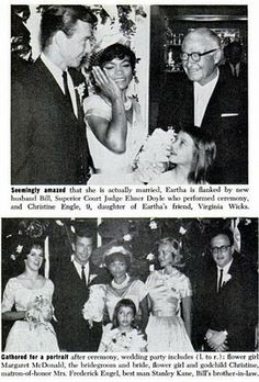 Eartha Kitts Wedding || #bwwm #wmbw