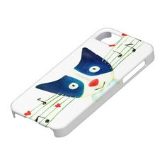 the musicat iPhone 5 covers  Click on photo to purchase. Check out all current coupon offers and save! http://www.zazzle.com/coupons?rf=238785193994622463&tc=pin