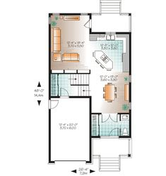 Simple One Story 2 Bedroom House Plans simple 1 bedroom house plans | simple one story 2 bedroom house