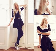 Nobody is perfect until you fall in love with them. (by Lina Tesch) http://lookbook.nu/look/4331431-nobody-is-perfect-until-you-fall-in-love-with-them