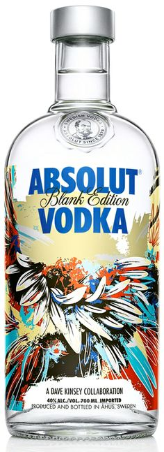 City and Nature Merge in ABSOLUT Vodka Blank Edition by Dave Kinsey – POPSOP—Fastest News on Brands: Advertising, Design, Branding, Digital Marketing, Sustainability