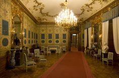 Castelo de Schönbrunn - Salão Azul Chinês