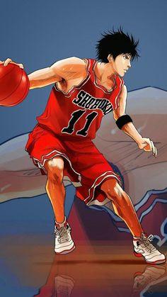 スラムダンク流川楓 iPhone壁紙 Wallpaper Backgrounds and Plus Basketball Drawings, Basketball Moves, Basketball Anime, Slam Dunk Manga, Hd Anime Wallpapers, Wallpaper Backgrounds, Tous Les Anime, Manga Anime, Naruto Vs Sasuke