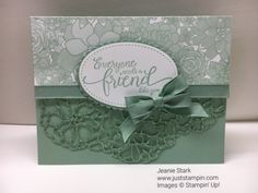 17 Paper Crafting Picks of the Week! | Stampin' Pretty Need paper crafting inspiration, stamping & card ideas? Here are some of my favorites created by others. See 1000+ card ideas on stampinpretty.com
