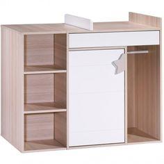 COMMODE EVOLUTIVE BUREAU NORWAY - NORWAY - SAUTHON Filing Cabinet, Baby Room, Locker Storage, Shelves, Closet, Furniture, Home Decor, Montessori, Norway