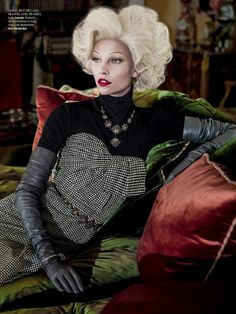 'Beautiful Afternoon' Aline Weber by J.R. Duran for Vogue Brazil May 2014 [Editorial] - Fashion Copious