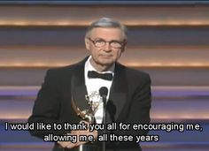 Thank you for accepting me into your neighborhood, Mr. Rogers - Imgur