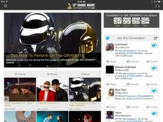 The Grammy Awards for music is held every year and the time is running fast. But what's new this time? There is an updated version of the Grammy Award app which has been just arrived for 2014 and compatible for iOS and Android platform. The music event Award is scheduled to be held on 26th January-Sunday at Staples Center of Los Angeles and this app will surely allow users to enjoy the event to the next level.