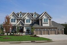 Dad's Dream Home Plan - 73340HS | Craftsman, Northwest, Exclusive, Luxury, Photo Gallery, Premium Collection, 2nd Floor Master Suite, Butler Walk-in Pantry, CAD Available, Den-Office-Library-Study, Loft, MBR Sitting Area, Media-Game-Home Theater, Multi Stairs to 2nd Floor, PDF, Sport Court | Architectural Designs