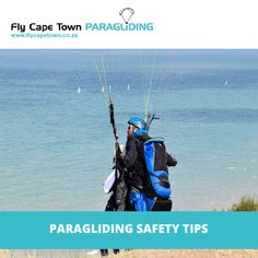 Paragliding Safety Tips Safety First, Paragliding, Cape Town, Pilot, Social Media, Activities, Reading, Board, Tips