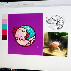 png by Carlos Puentes Graphic Design Posters, Graphic Design Illustration, Vector Design, Logo Design, 2d Game Art, Cartoon Logo, Bold Logo, Kids Logo, Logo Concept