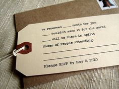 I like the wording, a nice way to deter people from bringing anyone that was not invited!