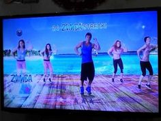 ▶ Zumba Fitness World Party - Loco - YouTube (very similar to Melissa's routine )
