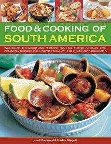 Sharing Food and Cooking of South America from WHSMITH