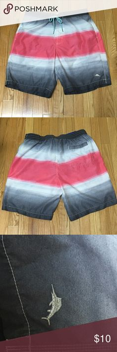 Tommy Bahama Men's Size Large Swim Suit Tommy Bahama Men's Size Large Swim Suit! Like New!! Tommy Bahama Swim Swim Trunks