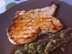 Pesce spada alla piastra - Ricette di cucina Il Cuore in Pentola
