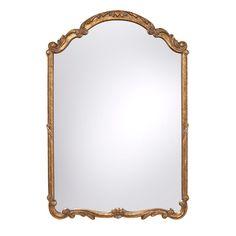 Found it at Wayfair - Antique Gold Mirror