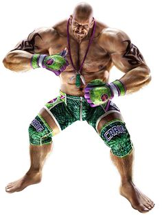 View an image titled 'Craig Marduk Art' in our Tekken 6 art gallery featuring official character designs, concept art, and promo pictures. Character Poses, Game Character Design, Character Art, Character Inspiration, Art Of Fighting, Fighting Games, Samurai Warriors Anime, Tekken Wallpaper, Halo Poster