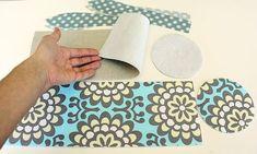 Fabric Basket Tutorial DIY