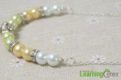 Step 2: Attach chain onto bead part