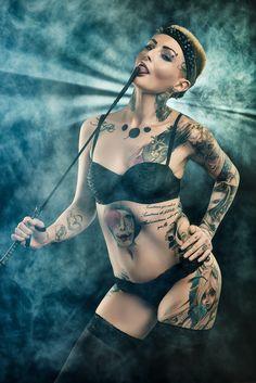 Toxic - Mad Max Girl by Xavi Mihai Cvasnievschi on 500px