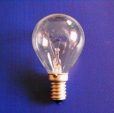 5 x Backofenlampe Herdlampe 300° Glühbirne Glühlampe Tropfen 25W Watt E14 klar