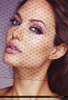 Elle Magazine Photoshoot 2010 | Angelina Jolie