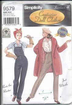 Free Copy of Pattern - Simplicity 9579
