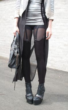Layers and legs