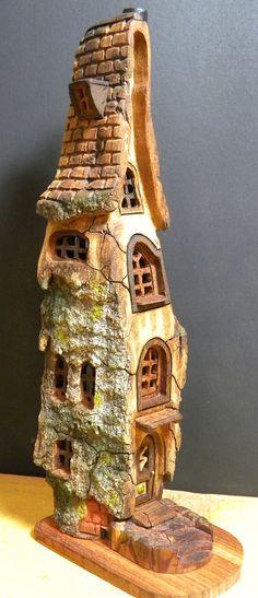 Winter House 3100 by ForestDwellerHouses.deviantart.com on @deviantART