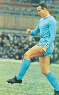 George Curtis of Coventry City in 1968.