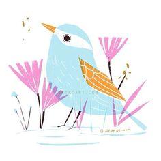 Bird neikoart