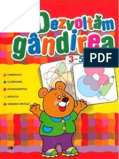 Carte Educativa Pentru Prescolari Activitati Matematice 5 7 Ani Kids Routine Chart, Document, Winnie The Pooh, Activities For Kids, Disney Characters, Fictional Characters, Knowledge, Education, Math