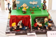 PEANUTS CAKE!! (Is As If blog)